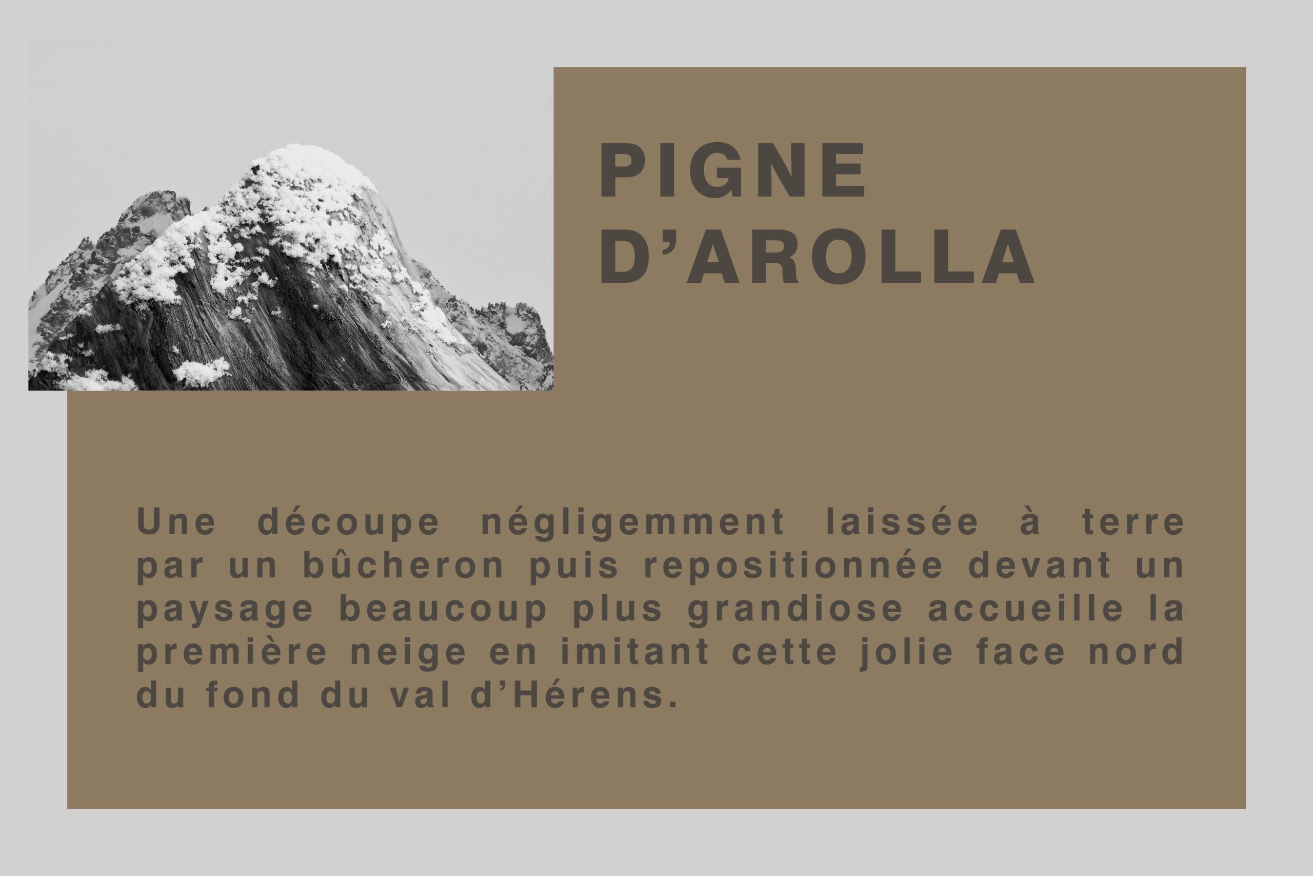 Pigne d'Arolla